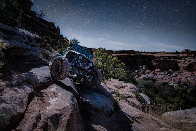 Ultimate holiday with offroad 4×4 hire