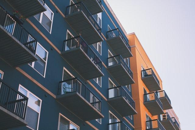 Apartment Building Upkeep